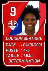 Béatrice Louison - A.L.Aplemont Basket Le Havre