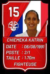 Katrin Chiemeka - A.L.Aplemont Basket Le Havre