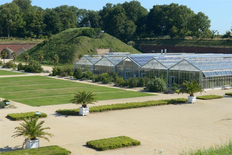 Jardin Ouvrier Le Havre balade des escaliers côté mer   site officiel de la ville du