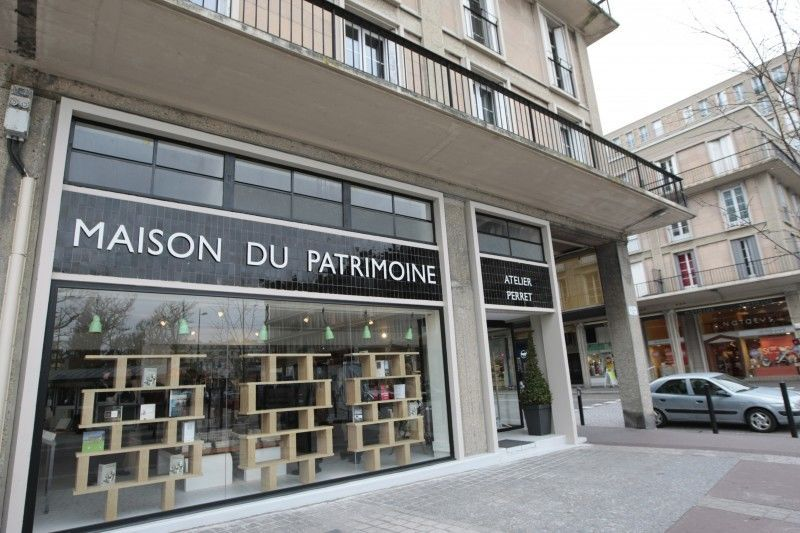 maison du patrimoine atelier perret site officiel de la ville du havre le havre. Black Bedroom Furniture Sets. Home Design Ideas