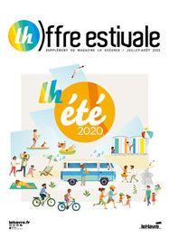 LH Offre estivale - Supplément du magazine LHOcéanes - Été 2020