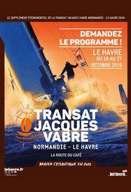 Supplément Transat Jacques Vabre Normandie - Le Havre 2019
