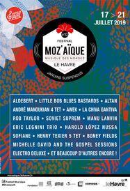 Couverture programme moZ'aïque 2019
