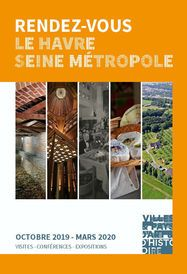 Rendez-vous Le Havre Seine Métropole - D'octobre 2019 à mars 2020