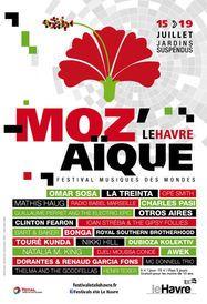 Couverture programme moZ'aïque 2015