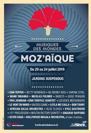 Programme moZ'aïque 2016