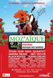 Programme moZ'aïque 2013