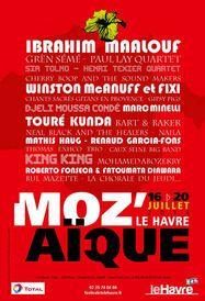 Programme moZ'aïque 2014