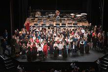 Le conservatoire Arthur Honegger accompagne 102 élèves de CE2 des quartiers prioritaires pour l'apprentissage gratuit d'un instrument pendant 3 ans