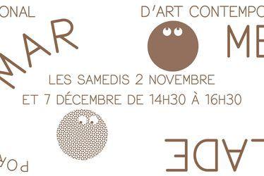 [à valider]Ateliers Marmelade autour de l'exposition Sven 't Jolle
