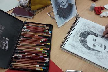 [à valider]Atelier  dessin et/ou couleurs