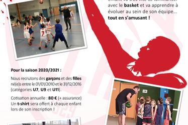 [à valider]L'École de Basket des Loisirs Coopératifs Havrais recrute!