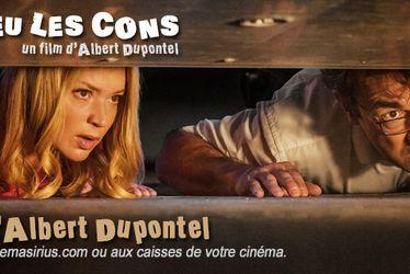 [à valider]Albert DUPONTEL au cinéma SIRIUS