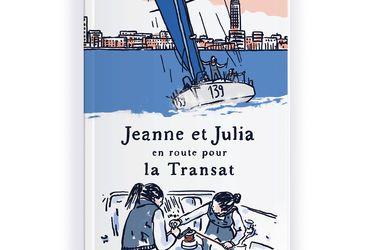 [à valider]Rencontre et dédicace avec les auteurs de Jeanne et Julia en route pour la Transat