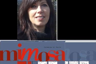 """[à valider]Rencontre avec Edith pour son nouvel album """"Mimosa - Les choses changent...c'est énervant"""""""