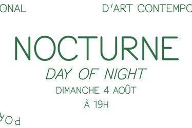 [à valider]Nocturne Day of Night autour de l'exposition Stephan Balkenhol