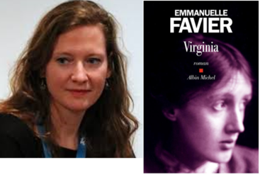 """[à valider]Rencontre avec Emmanuelle Favier pour """"Virginia"""""""