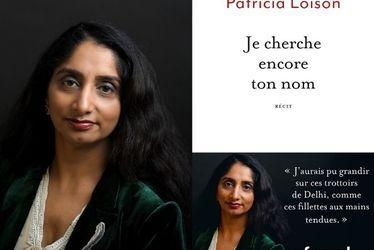 """[à valider]Rencontre avec Patricia Loison pour son livre """"Je cherche encore ton nom"""""""