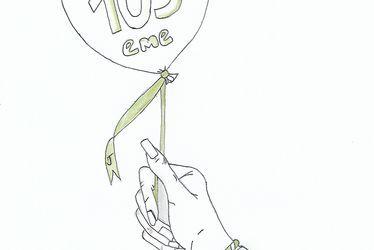 La 105ème