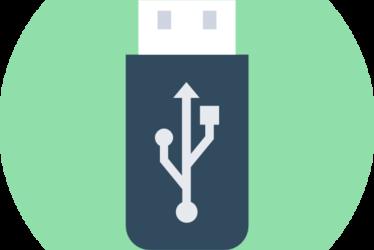 Utiliser une clé USB