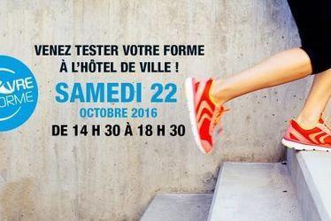 Le Havre en forme : une journée événement pour tester sa condition physique !
