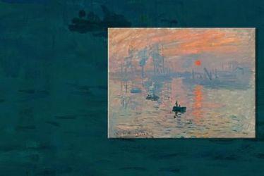 """""""Impression, soleil levant"""" au Havre pour les festivités de 2017"""