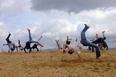 Halka, Le Groupe acrobatique de Tanger