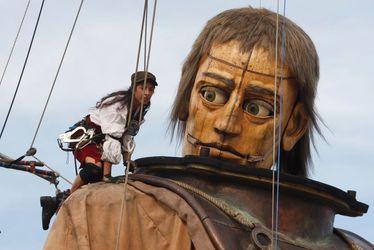 Royal de Luxe : une histoire de la saga des géants