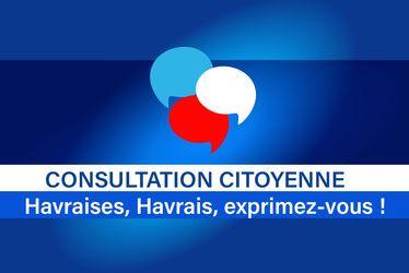Consultation citoyenne - 2 janvier 2019