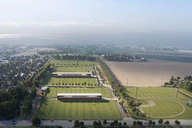 Le stade Youri Gagarine, prochain pôle d'excellence du ballon au Havre