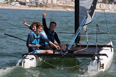 Dans le cadre de Le Havre en Forme, inscrivez vos enfants à Découvrez le Sport pour les vacances de Toussaint