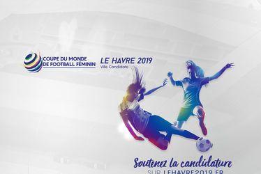 Le Havre, ville candidate pour la Coupe du Monde Féminine de la FIFA™, France 2019