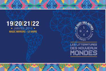 Une - Festival littéraire Le Goût des Autres 2017 - 6e édition - 19/20/21/22 janvier 2017