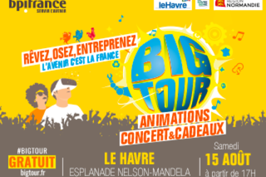 Big Tour Le Havre