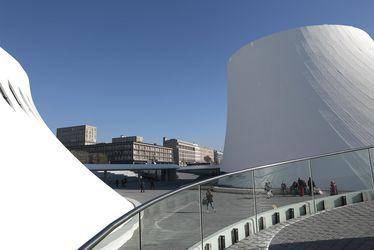 L'Espace Oscar Niemeyer