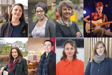 Une - Elles font bouger les 500 ans - Journée internationale des femmes