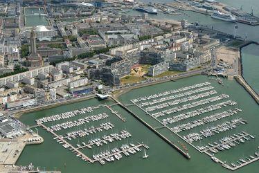 Port de plaisance - Anse des Régates