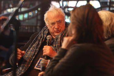 Rencontre avec Bertrand Tavernier