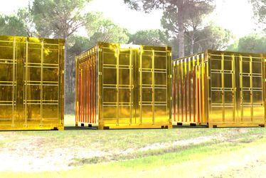 Les Golden Cubes