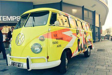 Le camion Clic Clac sillonne Le Havre
