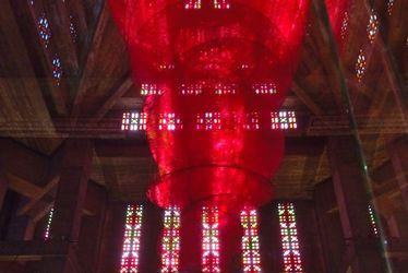 Accumulation of Power, de Chiharu Shiota