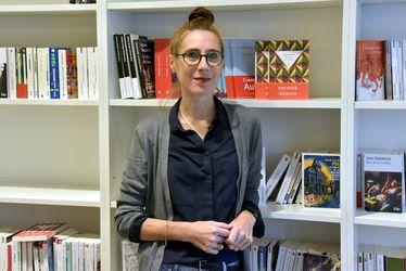 """Catherine Jacquot, fondatrice de la librairie Au fil des pages : """"Une vraie dynamique autour de la lecture"""""""