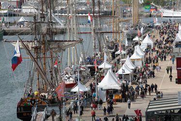 Inauguration des Grandes Voiles du Havre - du 31 août au 3 septembre 2017