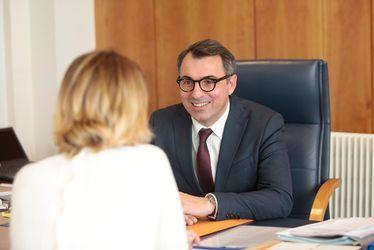 Luc Lemonnier, maire du Havre, remet au goût du jour les audiences municipales