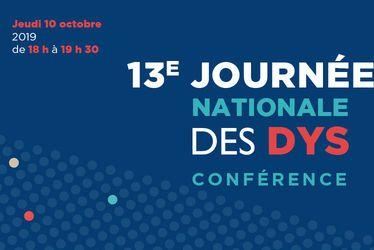 13ème journée nationale des DYS