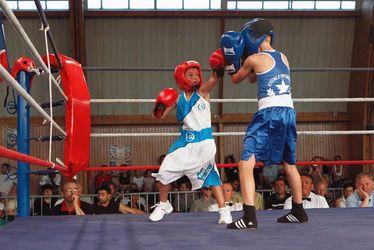 La boxe éducative, nouveauté au programme de Découvrez le Sport - Hiver 2017