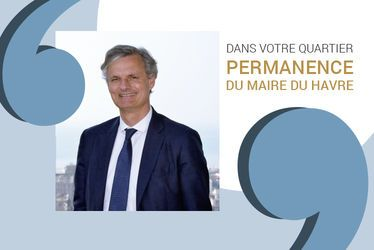 Permanence du Maire du Havre