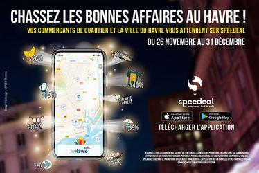 Speedeal, une appli gratuite pour chasser les bonnes affaires