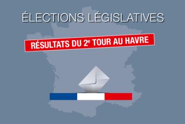 Législatives 2nd tour : les résultats du Havre