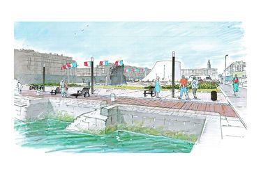 Place du Général de Gaulle : un espace végétalisé et convivial pour 2017